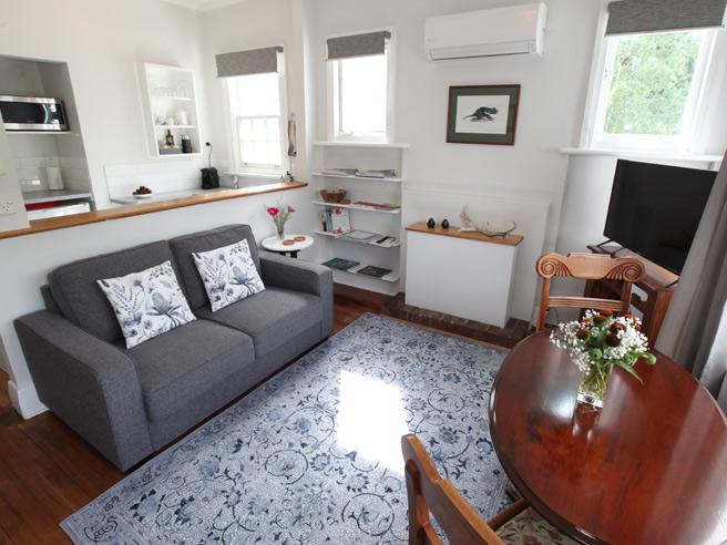 sassafras apartment